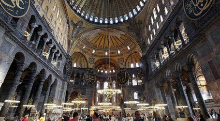 """أردوغان: سنتلوا سورة الفتح والأدعية في """"آيا صوفيا"""" غدا الجمعة"""