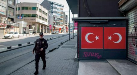 الداخلية التركية تفرض حظر تجوال السبت والأحد في 14 ولاية كبرى