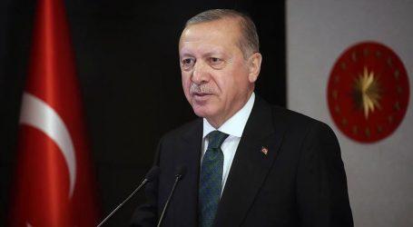 أردوغان يؤكد أهمية إنجازات بلاده بالاقتصاد والديمقراطية خلال 18 عامًا