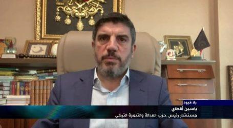 د. ياسين أقطاي: تركيا في ليبيا لدعم الشرعية ـ فيديو ـ