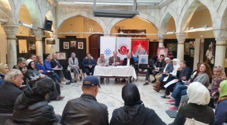 جمعية شآم للفنون التشكيلية.. نقطة التقاء المبدعين العرب في إسطنبول