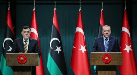 أردوغان: لن نترك إخواننا الليبيين تحت رحمة الانقلابيين والمرتزقة