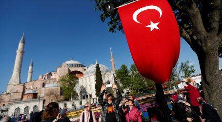 تركيا ترد على أمريكا بشأن آياصوفيا: شأن داخلي لا علاقة لكم به