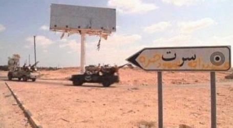 ما أهمية مدينة سرت في الصراع الليبي؟
