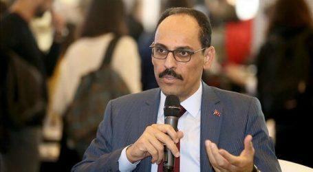 قالن: تركيا أعادت التوازن لليبيا وندعم أي حل يحفظ وحدة ترابها