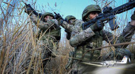 الدفاع التركية تنشر مشاهد تدمير أوكار الإرهابيين شمالي العراق