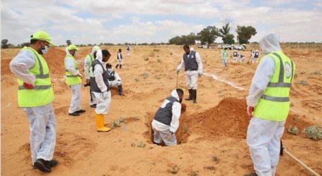 المقابر الجماعية وجرائم الحرب ومحاسبة شركاء الجريمة في ليبيا