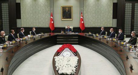 برئاسة أردوغان.. مجلس الأمن القومي التركي يجتمع لأول مرة منذ كورونا