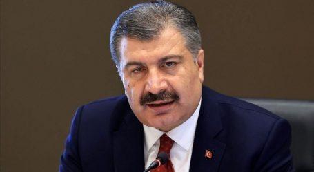 قوجة: تركيا تخطط لفحص جميع القادمين من الخارج
