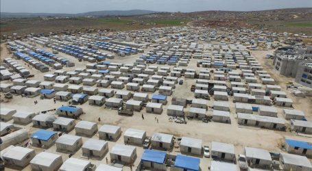 مؤسسة تركية تبني منازل لـ100 أسرة سورية
