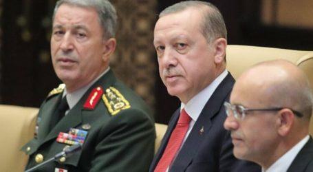 وزير الدفاع التركي يرد على مبادرة السيسي في ليبيا..ماذا قال؟