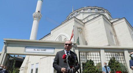 أردوغان: عازمون على مواصلة التعاون مع الحكومة الليبية الشرعية