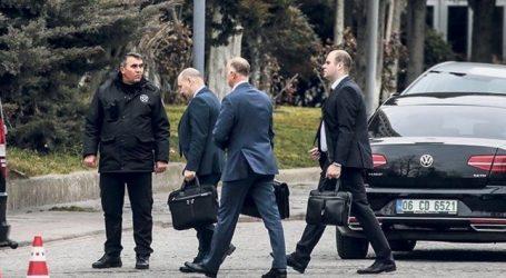 """وفد روسي يصل أنقرة للتباحث بشأن """"سرت"""" الليبية"""