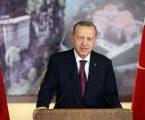 أردوغان يهنأ طرابزون سبور على فوزه بكأس تركيا