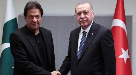 عمران خان مهنئا: إعادة فتح آيا صوفيا للعبادة يوم تاريخي