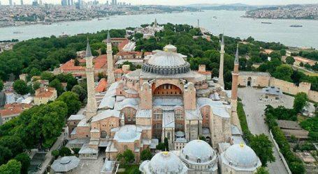 تركيا قالت كلمتها حول آيا صوفيا: ليس متحفًا بل مسجد!