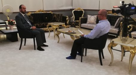 رئيس الائتلاف الوطني السوري: ملتزمون بمبادئ القانون الدولي ولا نقبل التجاوزات
