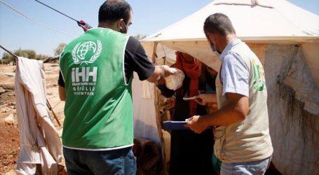 مبادرة تركية سورية لتوزيع 50 ألف رغيف يومياً في إدلب