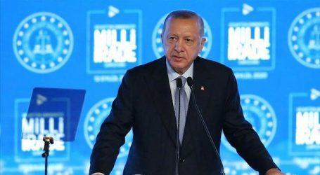 أردوغان يدعو العالم للوقوف بجانب أذربيجان في مواجهة عدوان أرمينيا