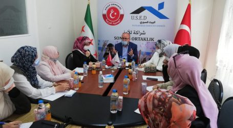 انطلاق اتحاد المرأة العربية بإسطنبول