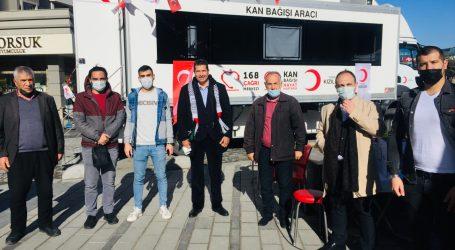 بالتعاون مع الهلال الأحمر..نادي توليب للدعم الاجتماعي يُنظّم حملة للتبرع بالدم