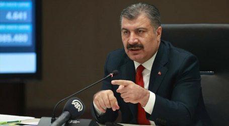 تركيا تهدف لتطعيم 60 بالمئة من السكان بلقاح كورونا