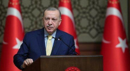 أردوغان: سنعد أول دستور مدني في تاريخ الجمهورية التركية