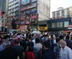 وقفة تضامنية عربية بإسطنبول تدعم غزة والقدس