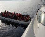 تركيا.. إنقاذ 32 طالب لجوء أجبرتهم اليونان على العودة