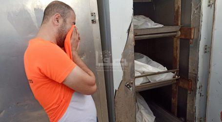 مجزرة جديدة.. استشهاد أب وأم حامل وطفلتهما في قصف إسرائيلي على منزلهم وسط القطاع