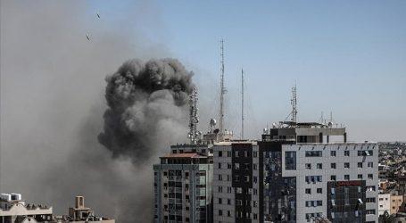 غارات إسرائيلية عنيفة على مدينة غزة وشمالي القطاع