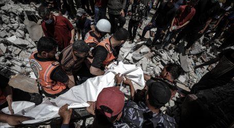 197 شهيدا و1235 جريحا.. حصيلة أسبوع من العدوان على غزة
