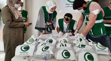 مساعدات متنوعة لـ500 أسرة سورية في هاتاي التركية